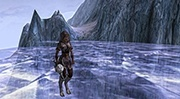 Satyr on Ice Bridge